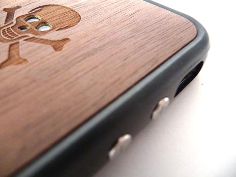 laser engraved iphone case