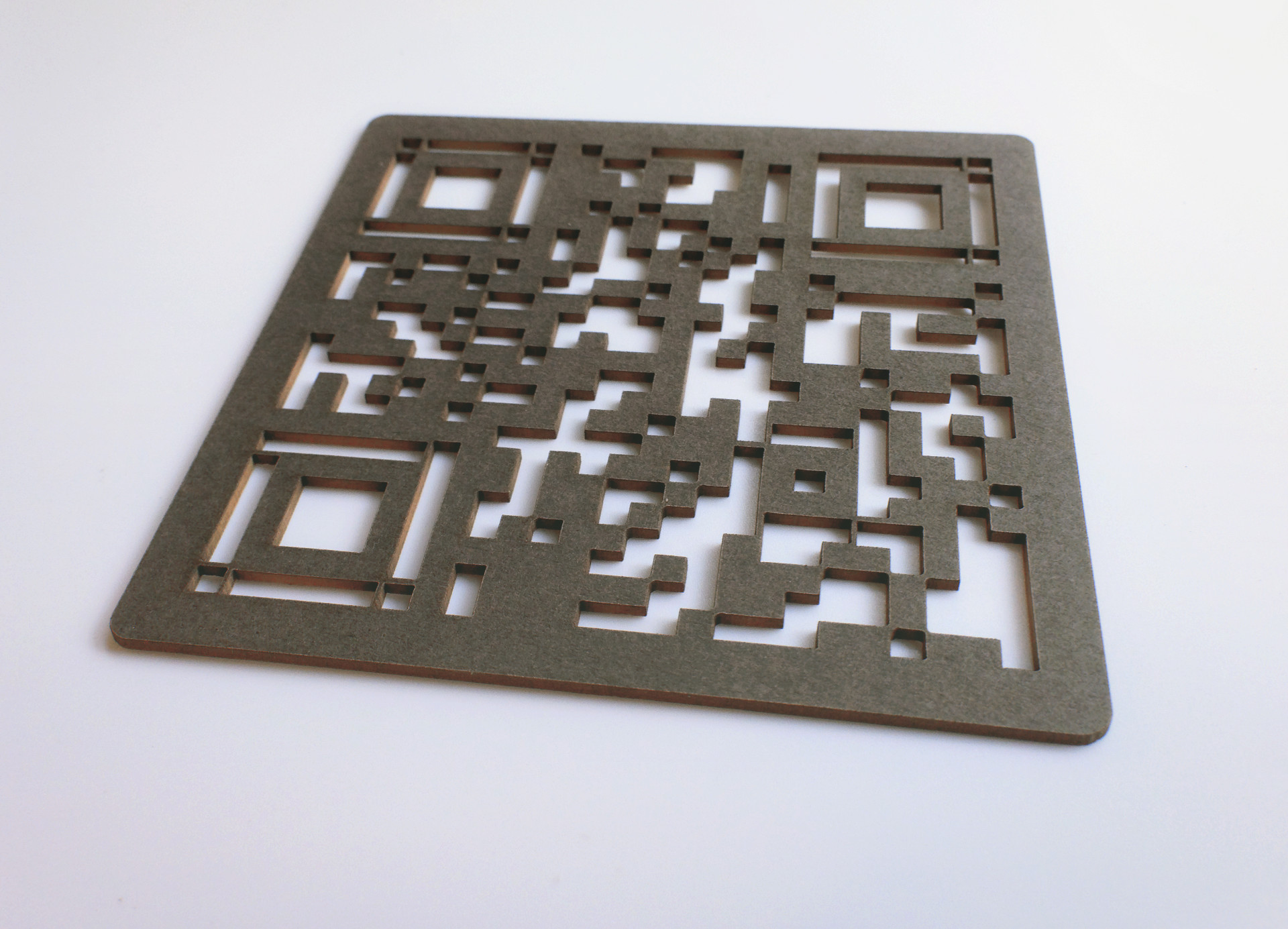 mountboard-laser-cut-qr-coaster